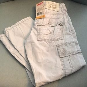 Levi's Boys Slim Cargo Pants